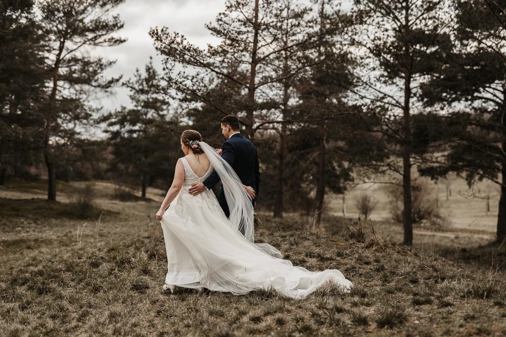 Eine Fotografie von Steffi & Thomas
